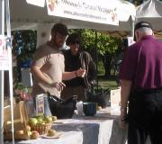 Albemarle Ciderworks at Monticello's Heritage Harvest Festival